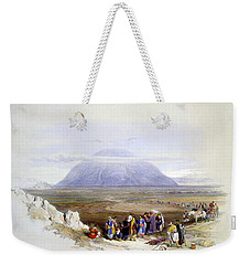 Mount Tabor Weekender Tote Bag