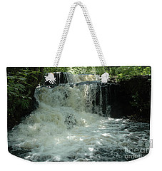 Pocono Mountain Water Falls  Weekender Tote Bag