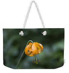 Mountain Flower Weekender Tote Bag