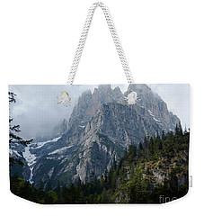 Spring In The Brenta Dolomites Weekender Tote Bag