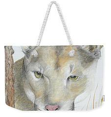 Mountain Hunter Weekender Tote Bag