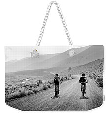 Mountain Riders Weekender Tote Bag