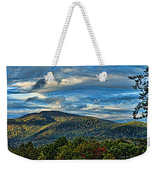 Mountain View Weekender Tote Bag by Kenny Francis