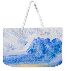 Mountains Tasmania Weekender Tote Bag