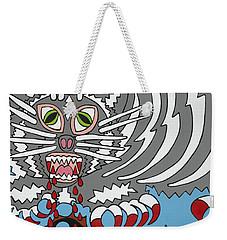 Mouse Dream Weekender Tote Bag by Rojax Art