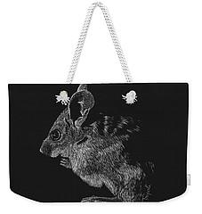 Mouse Weekender Tote Bag