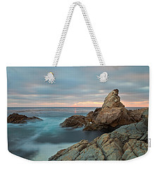 Moving Storm Weekender Tote Bag by Jonathan Nguyen