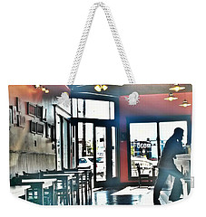 Mr. Moe Joe Weekender Tote Bag