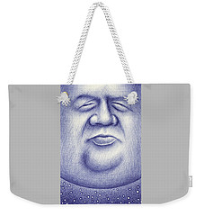 Mr. Moon Weekender Tote Bag