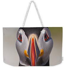 Mr. Puffin.. Weekender Tote Bag