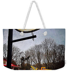 Mr. Towed's Magical Ride Weekender Tote Bag by Robert McCubbin