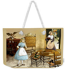 Mrs. Gage's Kitchen Weekender Tote Bag by Reynold Jay