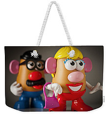 Mrs. Potato Head Weekender Tote Bag