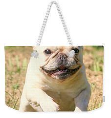 Ms. Quiggly's Olympic Run Weekender Tote Bag