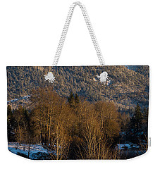 Mt Baldy Near Grants Pass Weekender Tote Bag