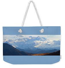 Mt. Denali Weekender Tote Bag