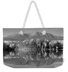 Mt Katahdin Baxter State Park Fall Weekender Tote Bag