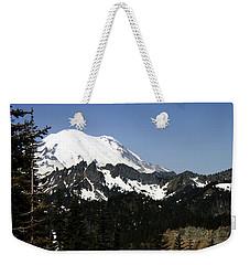 Mt Rainer From Wa-410 Weekender Tote Bag