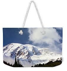 Mt Rainier II Weekender Tote Bag