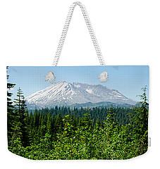 Mt. St. Hellens Weekender Tote Bag