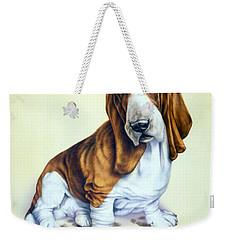 Mucky Pup Weekender Tote Bag
