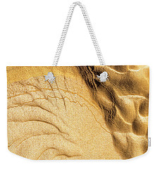 Mud Flare Weekender Tote Bag