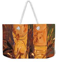 Mud Puddle Fun Weekender Tote Bag by Terri Einer
