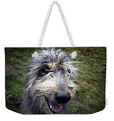 Muddy Dog Weekender Tote Bag