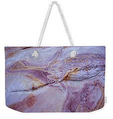 Muddy Mt. Sandstone A Weekender Tote Bag