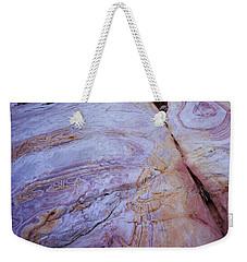 Muddy Mt. Sandstone B Weekender Tote Bag