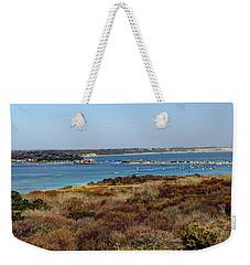 Mudeford Harbour Weekender Tote Bag