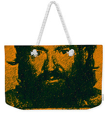 Mugshot Willie Nelson P0 Weekender Tote Bag