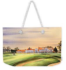 Muirfield Golf Course 18th Green Weekender Tote Bag