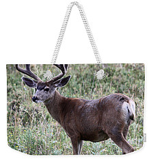 Muley Buck Weekender Tote Bag