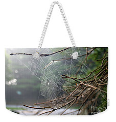 Multiple Webs - Near Weekender Tote Bag