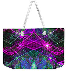 Weekender Tote Bag featuring the photograph Multiplicity Universe 2 by Chris Anderson