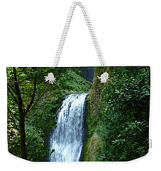 Multnomah Falls Bridge 2 Weekender Tote Bag
