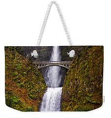 Multnomah Falls  Weekender Tote Bag