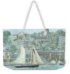 Munjoy Hill Weekender Tote Bag