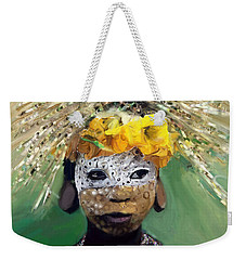 Muris Tribe Africa Weekender Tote Bag