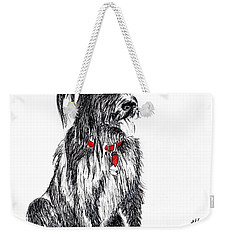 Murphy Weekender Tote Bag by Bill Searle