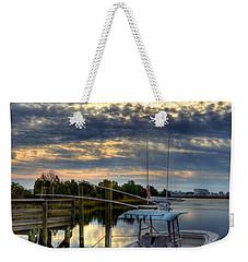 Murrells Inlet Morning 4 Weekender Tote Bag