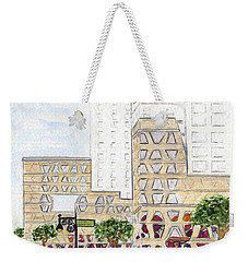 The Africa Center Weekender Tote Bag