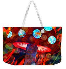 Mushroom Delight Weekender Tote Bag