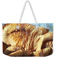 Mushrooms By Jan Marvin Weekender Tote Bag