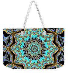 Music And Soul Weekender Tote Bag