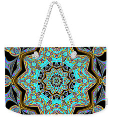 Music And Soul Weekender Tote Bag