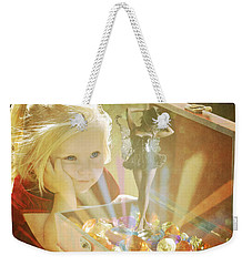 Musicbox Magic Weekender Tote Bag