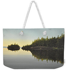Muskoka Solitude Weekender Tote Bag