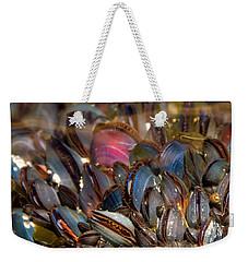 Mussels Underwater Weekender Tote Bag
